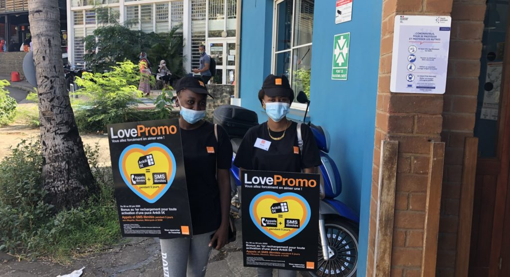 Communiquer en période crise COVID-19, l'exemple d'Orange Mayotte